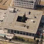 'US Embassy, Athens' by Walter Gropius (Birds Eye)
