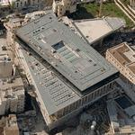 New Acropolis Museum (Birds Eye)