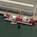 Lightship 'Le Havre III'