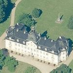 Charlottenlund Palace (Birds Eye)