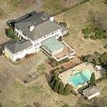 Bruton Smith's House (Birds Eye)