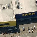 Ikea Glasgow (Birds Eye)