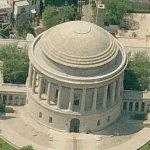 Elks National Veterans Memorial (Birds Eye)