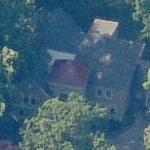Chris Webber's House (former) (Birds Eye)