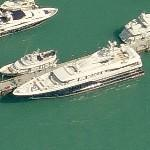 Superyacht Sirona III (Birds Eye)