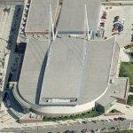 Comcast Arena (Birds Eye)