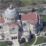 Basilica of the National Shrine of the Immaculate Conception (Bing Maps)