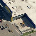 Ikea Vaughan (Birds Eye)