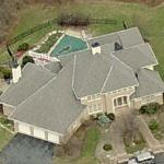 Rudi Johnson's House