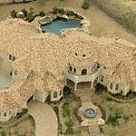 Michael Irvin's House (Birds Eye)