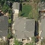 Illeana Douglas' House (Birds Eye)