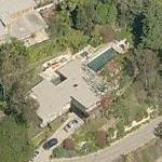 Adam Shankman's House (Birds Eye)