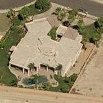 Andrew Neiderman's House (Birds Eye)