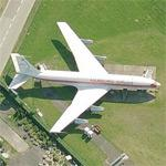 "Boeing 707-430 ""Airport One"" on static display (Birds Eye)"