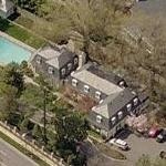 Dianne Feinstein's House (Birds Eye)