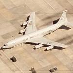 "Boeing E-8 ""Joint STARS"" (Birds Eye)"