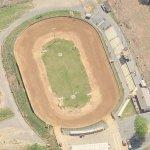 Clyde Martin Memorial Speedway (Birds Eye)