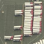 National Express West Midlands Bus Garage (Birds Eye)
