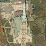 Cathedral Church of St James (Birds Eye)