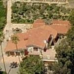 Casper Van Dien & Catherine Oxenberg's House (Birds Eye)