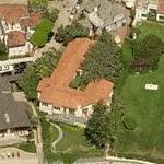Mitt Romney's House (Birds Eye)
