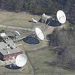 Goddard Space Flight Center Antenna Field (Birds Eye)