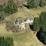 Jim Calhoun's house