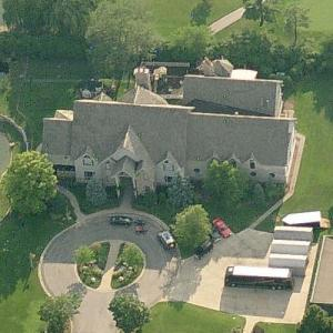 R. Kelly's House (Bing Maps)