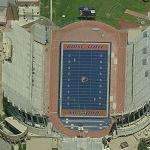 Bronco Stadium (Bing Maps)