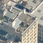 Britney Spears' apartment (former) (Birds Eye)