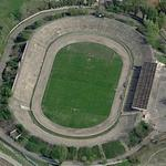 Stadionul Municipal Braila (Birds Eye)