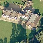 Angelina Jolie's House (former) (Birds Eye)