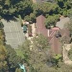 Donna Mills' House (Birds Eye)