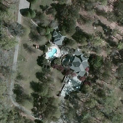 Britney Spears New Orleans Home