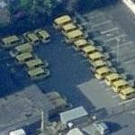Deutsche Post cars (Birds Eye)