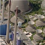 Kraftwerk Staudinger Großkrotzenburg power plant