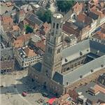Belfry of Bruges (Birds Eye)
