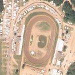 Cedar Lake Speedway (Bing Maps)