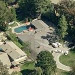 """Keeping Up with the Kardashians"" House (Birds Eye)"