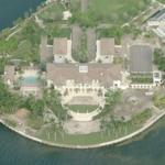 Mike Fernandez's House (Birds Eye)