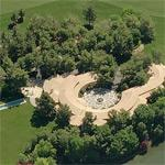 Steve Wynn's house (former) (Birds Eye)