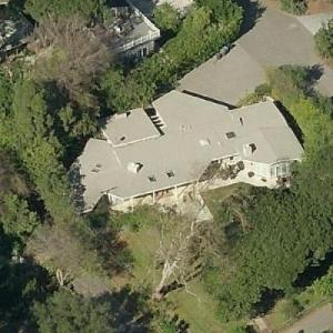 Garth Brooks & Trisha Yearwood's House (former) (Birds Eye)