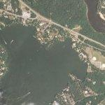 2008-06-09 - Lake Delton empties (Bing Maps)
