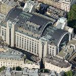 Charing Cross Station (Bing Maps)