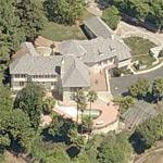 Stephen Bollenbach's house (Birds Eye)