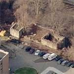 St. Cabrini Novitiate - Abandoned (Birds Eye)