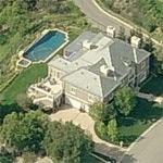 Vin Scully's house (Birds Eye)