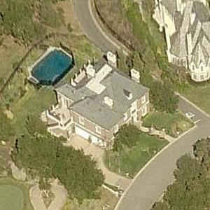 Vin Scully's house (Bing Maps)