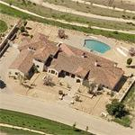 Brad Wilk's house (Birds Eye)