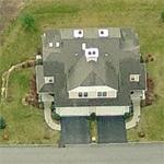 Elton Brand's house (Birds Eye)